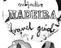 Madeira guide // fanzine