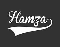 """""""Hamza"""" Calligraphy"""