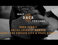 Public Announcement Video for DACA
