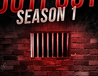 Outpost: Season 1 - Book Cover Design