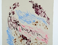 Monoprints 2014