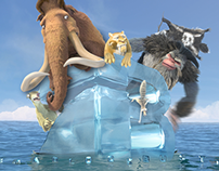 ICE AGE MEGABLOCKBUSTER // PROSIEBEN