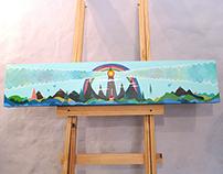 """""""La montaña sagrada"""""""