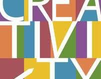Creativity - Exhibition Poster