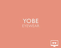 Yobe Eyewear - Website