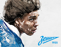 FC Zenit / Illustrations