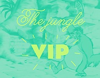 The jungle VIP