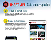 How to browse the Smart Life website