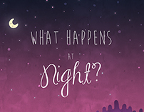 What Happens at Night? App
