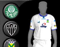 Diadora Clubes Patrocinados - 2007