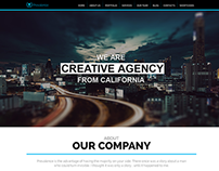 Prevalence - Onepage Multi-Purpose WP Theme