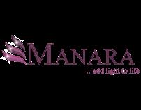 Logo Designed for Manara India Group