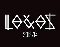 Various Logos 2013/14