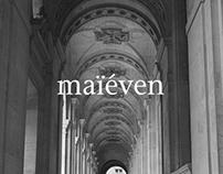 Maïéven - Identity