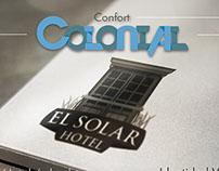 Hotel / El Solar - Identiddad visual