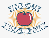 Let's share the fruit of fate