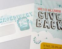 """Wheaton College """"we10"""" 2011 Spring Campaign"""