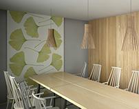 café at finnish house / kawiarnia w domku fińskim