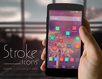Stroke Icons (Android App)