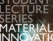 student lecture series posters