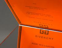 Givenchy Invitation