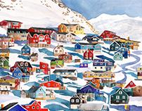 making of Qaqortoq