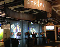 Strife Exhibit - PAX Prime 2013 (Seattle, WA)