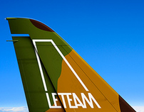 LeTeam. Private aircraft