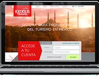 Exodus Travel New Site