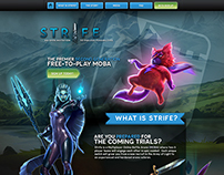 Strife - Second Generation Moba
