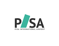 Corporate Identity of Pisa Airport