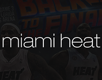 Miami Heat 'BACK TO THE FINALS'