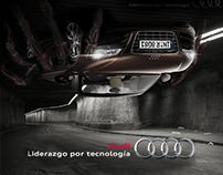 Audi Redes Sociales