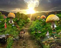 Mushrooms Village