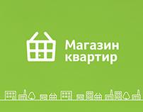"""Магазин квартир"" Агентство недвижимости / Real estate"