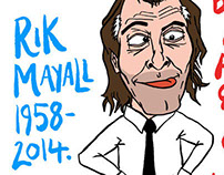 RIP Rik Mayall