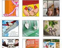 Online and Interactive Portfolio