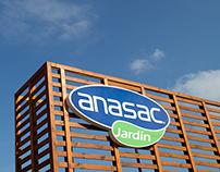 Tienda de Jardinería Anasac / Cesped del Valle