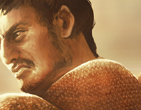 Oberyn Martell, the Red Viper of Dorne