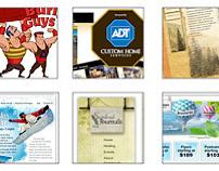 Branding and Packaging Portfolio
