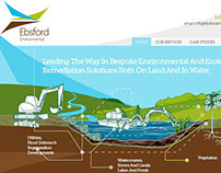Ebsford Environmental Website Development