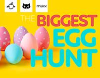 Pegasus Airlines, The Biggest Egg Hunt
