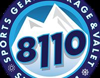 8110 Mountain Storage Logo