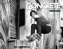 Concrete Skateboarding Magazine #123 / 2013