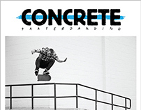 Concrete Skateboarding Magazine 2013 Photo Annual