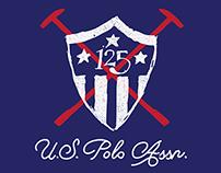 U.S. Polo Assn. 125th Anniversary Tshirts