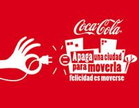 Coca Cola Apagón