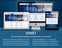 Hynet - Website