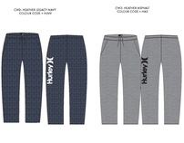 Hurley Winter 2012 Men's O&O Track Pants