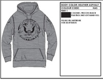 Hurley Winter 2012 Boy's Worth Hood